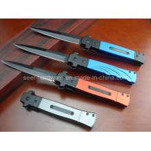 """8.6"""" Aluminum Handle Stiletto (SE-113)"""