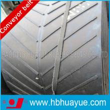 Chevron Pattern Gummi Förderbänder (width400-2200) Stärke100-5400n / mm