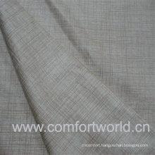 Warp Suede Sofa Fabric With Bronzing