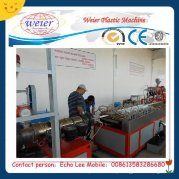 Máquinas de placa de espuma de PVC WPC