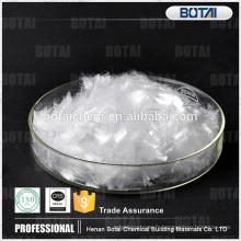 fibre de pp pour la fibre concrète de polypropylène pour renforcer