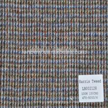 LB002130 Харрис твид настоящее экологическое загрязнение-бесплатная текстиль