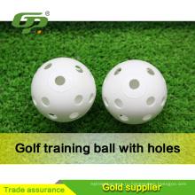 Фабрики Продают Мячи Для Гольфа Мячи Для Гольфа Пластиковый Практика Мячи Для Гольфа С Отверстием