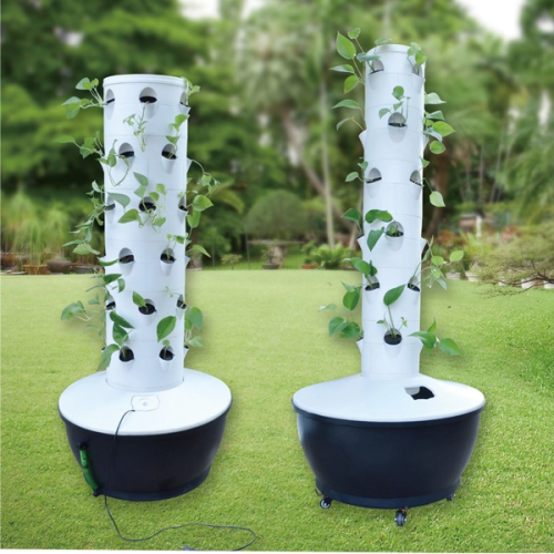 TIANHE Hydroponic Net Pot Hydroponic Grow Tower