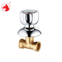 Лучшие продажи гарантированного качества латунный клапан ZS1518B