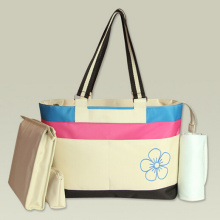 Fashion Simple Multifunction Baby Diaper Bag