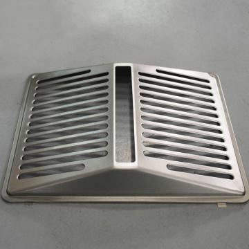 Stainless Steel Laser Cutting Range Hood Filter Prototype