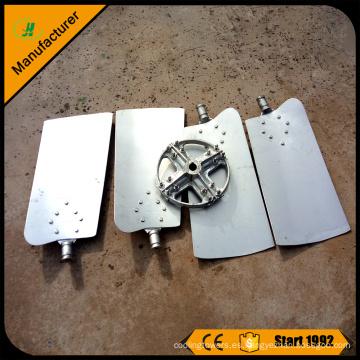 Hoja de ventilador de aluminio de la torre de enfriamiento de Xinxiang JIAHUI