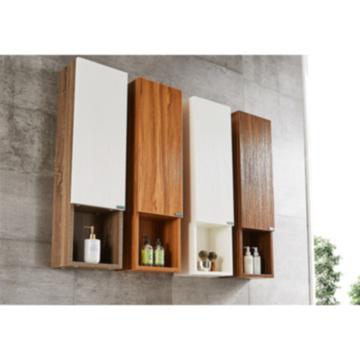 Double Basin Bathroom Storage Cabinets