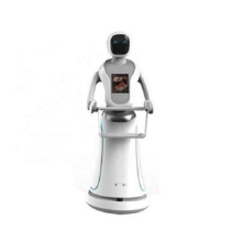 Delivery Food Robot di cameriere intelligente
