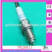 Bougies Platinum Double pour Mercede (s) -ben (z) / SUZUK-I / TOYOTA / L-EXUS / ACUR-A 90919-01178 / PK20R11