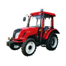 Tractor agrícola de Dongfeng 50HP 4WD Tractor de cuatro ruedas 504