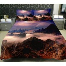 Alta Qualidade 3D Digital Bedding Set / Folha de Cama