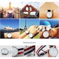 Yxl-606 Großhandel Nylon Uhrenarmband, Nato Uhrenarmband, Nylon Uhrenarmband