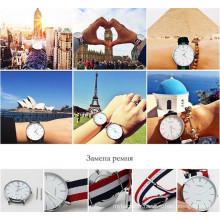 Bracelet de montre Nylon gros YXL-606 montre bracelet, bracelet de montre Nato, Nylon