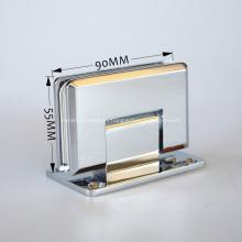 90 Degree Frameless Shower Glass Hinge