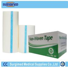 Fita adesiva médica cirúrgica de papel micropore