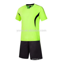 2017 uniformes reversibles del fútbol de la impresión de la sublimación del jersey de fútbol del OEM personalizado para los hombres
