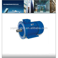 2.2kw three phase elevator motor, gearless elevator motor, elevator motor
