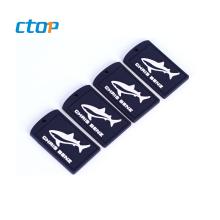 Hot Sale Custom Fashion Labels High Quality Silicon PVC Rubber Label For Handbag
