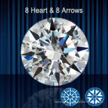 Синтетические камни Aaaaa Star Cut CZ