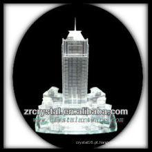 Modelo de construção de cristal maravilhoso H027