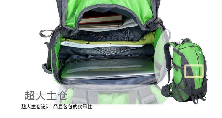 leisure backpack for travel