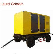 Gerador de energia móvel 100kw com motor diesel Deutz