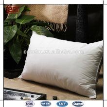 Fábrica de venda direta de fibra de enchimento 700g Almofadas de coleção de hotel por atacado