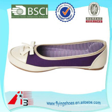 ladies or girls fashionable flat sole shoes