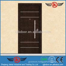 JK-AI9828 Exterror Steel Security Door Design With Grill