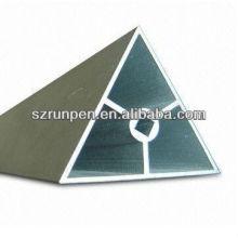 Aluminium Alloy Glazing Extrusion