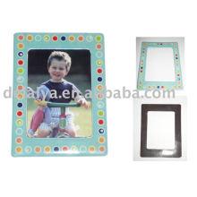 Crystal fridge frame sticker