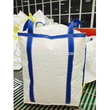 1 tonelada bolsas, 1ton big bags 1000kg bolsas, bolsa gigante para el carbón