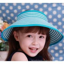 Girl Fashion Large Brimmed Summer Hat