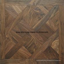 Holzbodenbelag Mosaik Parkettboden Engineered Flooring