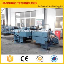Máquina de soldadura y doblado de cadena de enlace automático