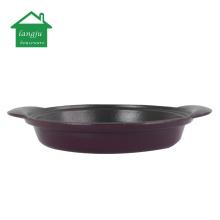 Eco-Friendly Cast Iron Tajine Pot Set with Ceramic Lid