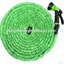 Планета дополнительной прочности ткань газон воды резиновые Расширяемый шланг сада PVC шланга