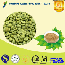 Organic antimicrobial anticancer Green Coffee P.E.
