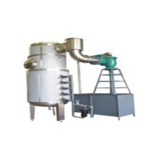 Evaporador de vácuo de tubulação para o leite ou o doce da fruta