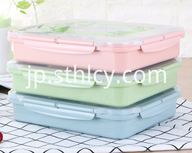 Stainless Steel Food Container1
