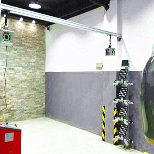 Portable 3D Wheel Alignment System