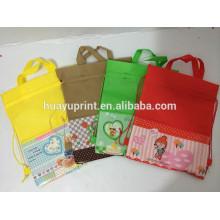 Sacos de Drawstring não-tecidos, sacos de drawstring personalizados, sacos de drawstring personalizados, sacos Drawstring,