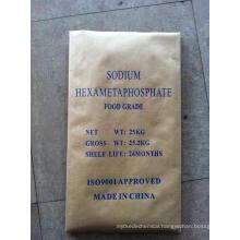 Sodium Hexametaphosphate---SHMP Manufacturer
