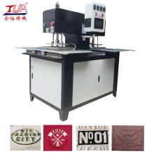 Автоматическая гидравлическая пресс-машина для одежды с логотипом