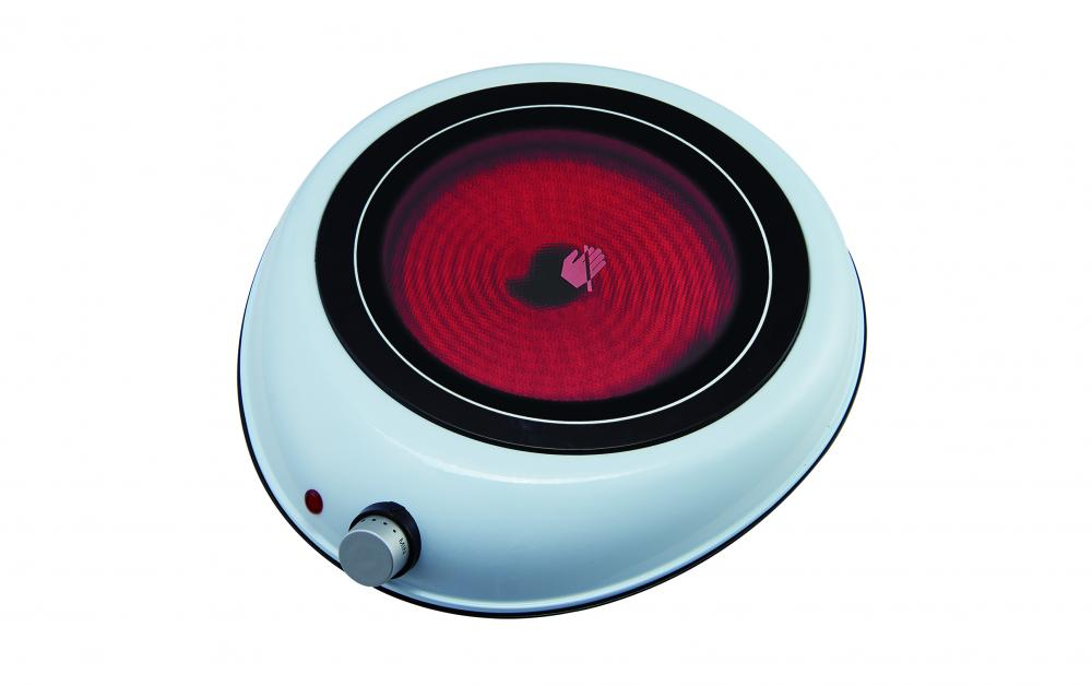 Ceramic Round Infrared Cooktop