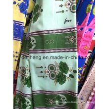 Colourful 100% Microfiber Polyester Printed Fabric for Curtain