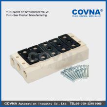 solenoid valve air valve electric valve difference transmission valve body solenoid coil valve connector manifold valve