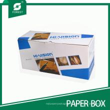 Tonerkartuschen-Farbpappschachtel-Farbdruckverpackungs-Kasten